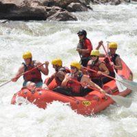 Female Raft Guide