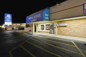 America's Best Value Inn Hotel outside of property