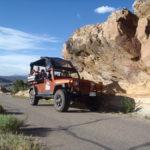 Guests enjoying Jeep tour in Colorado Raft Masters Colorado