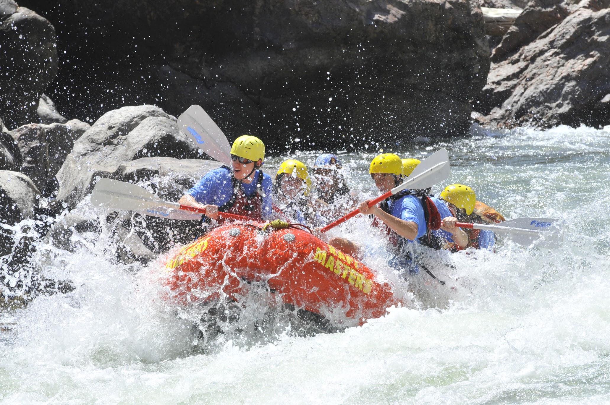Royal Gorge Rafting H