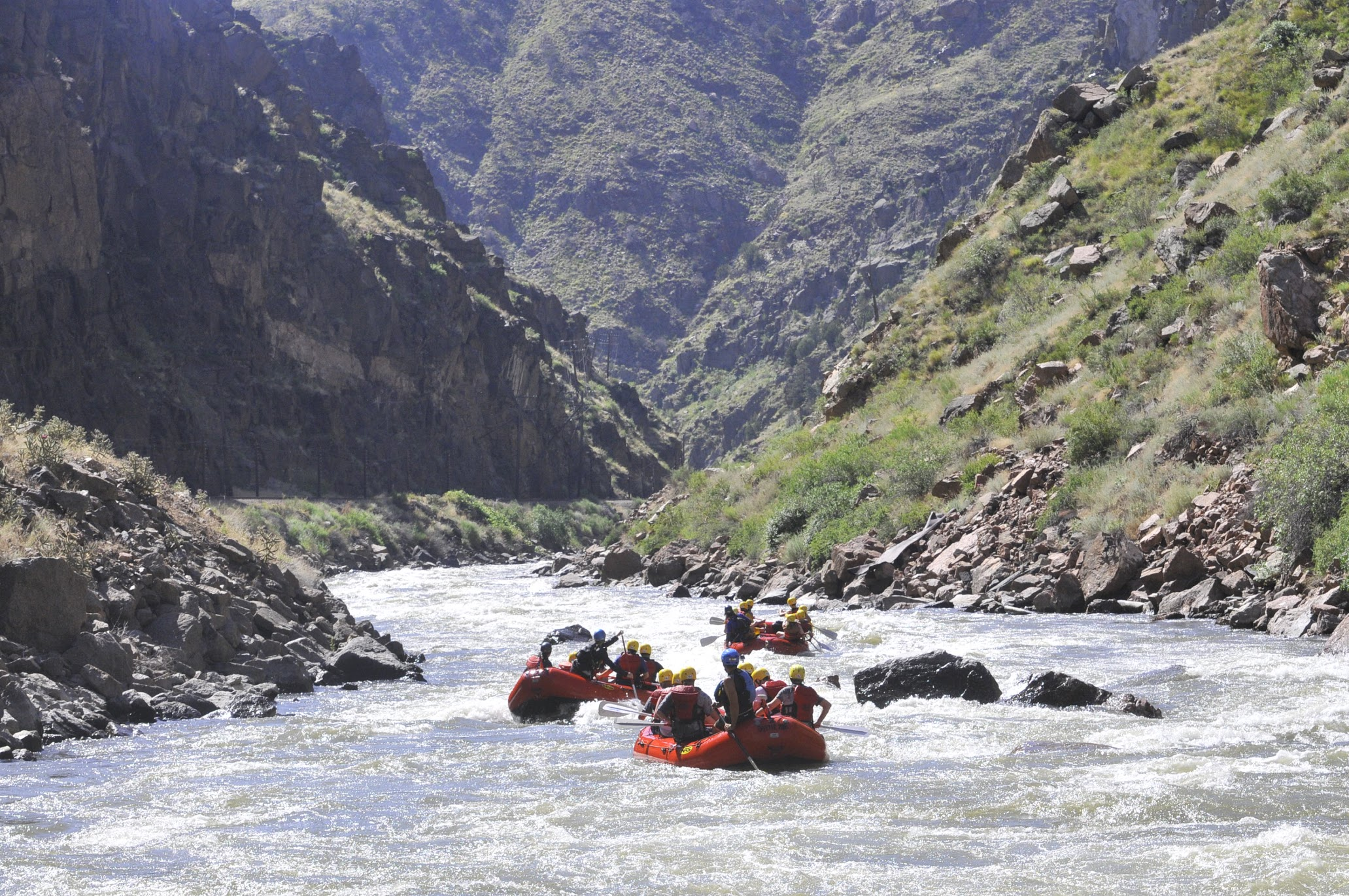 Royal Gorge Rafting 2