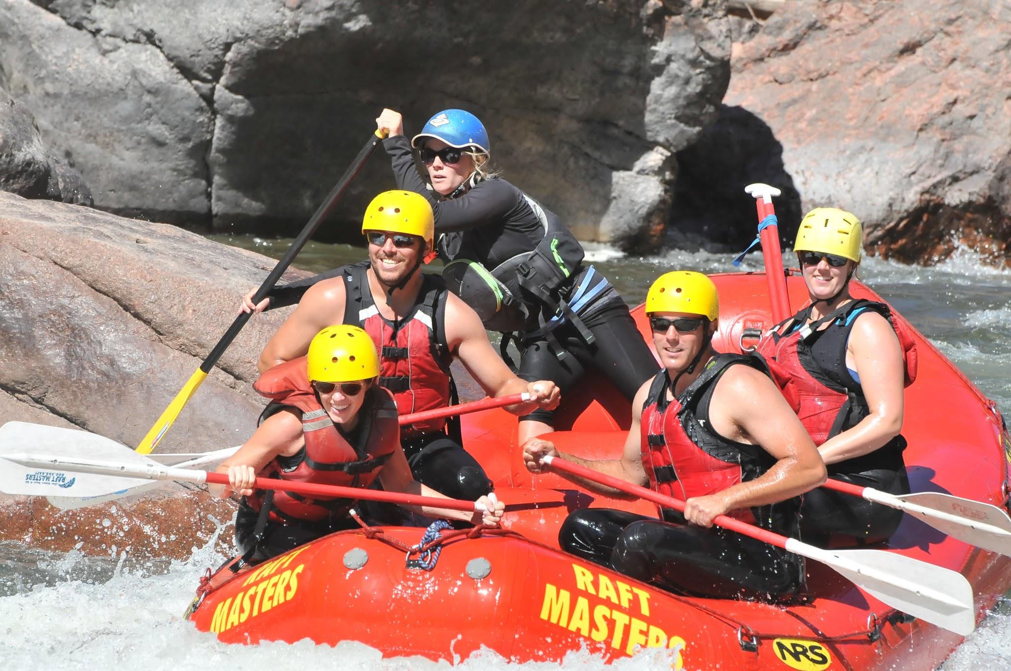 Royal Gorge Rafting 3