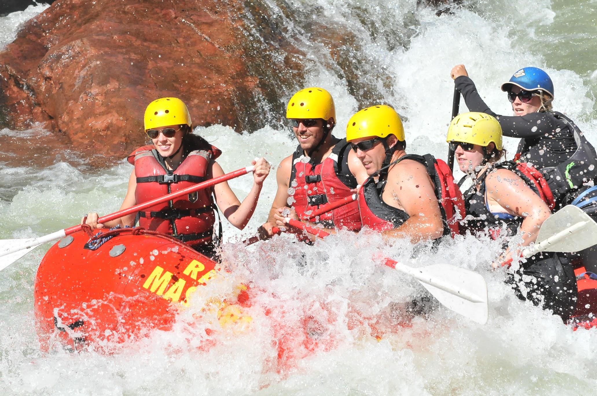 Royal Gorge Rafting 4