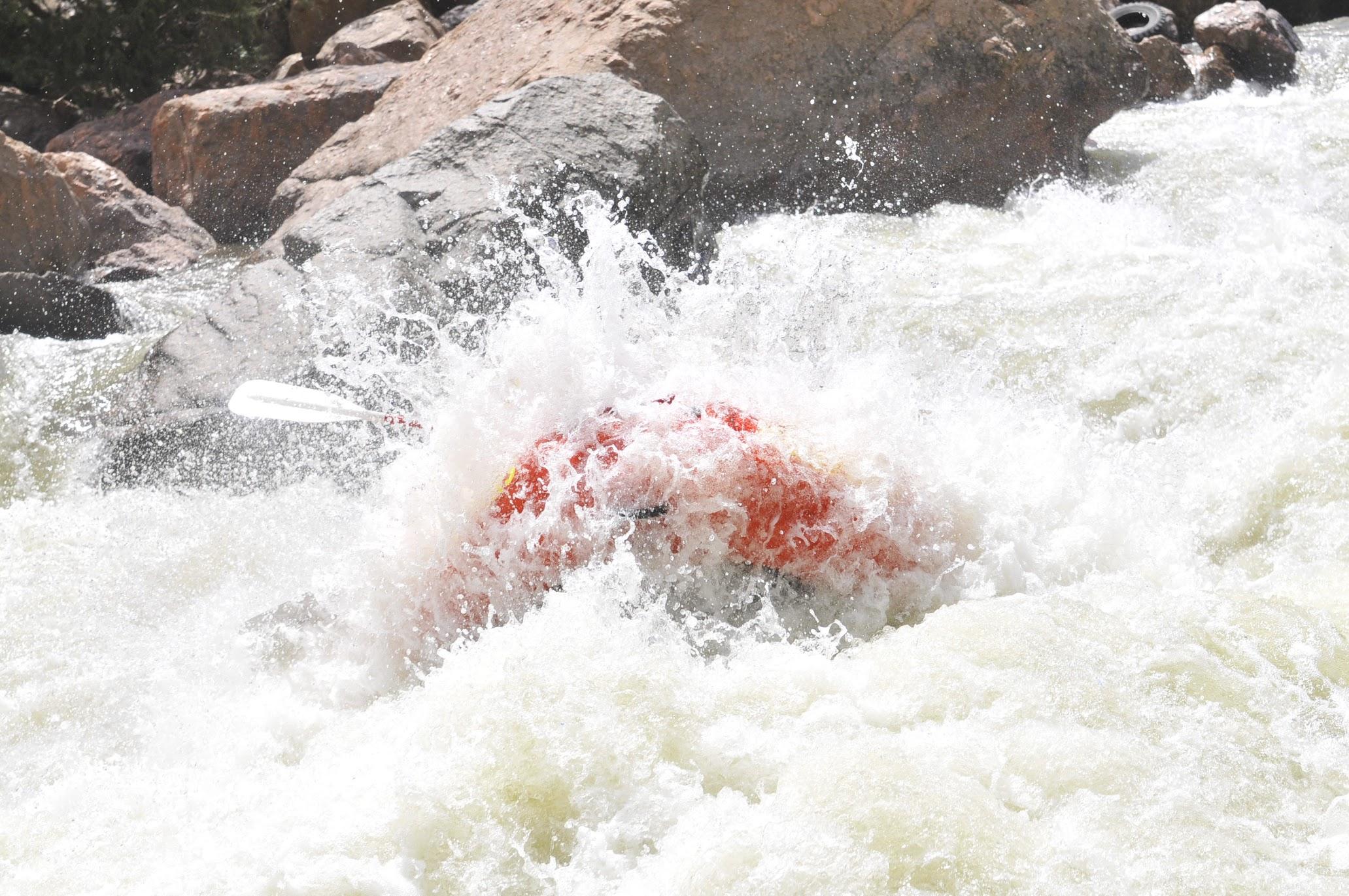 Royal Gorge Rafting 6