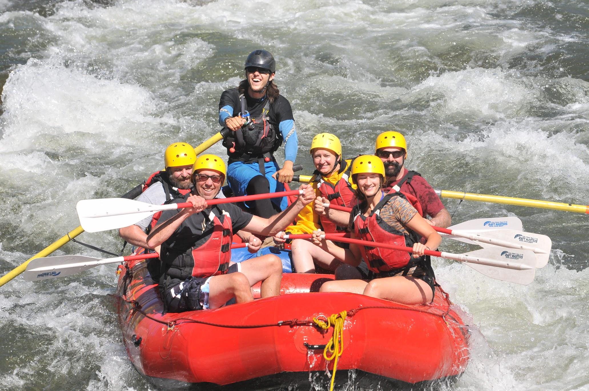Royal Gorge Rafting 8