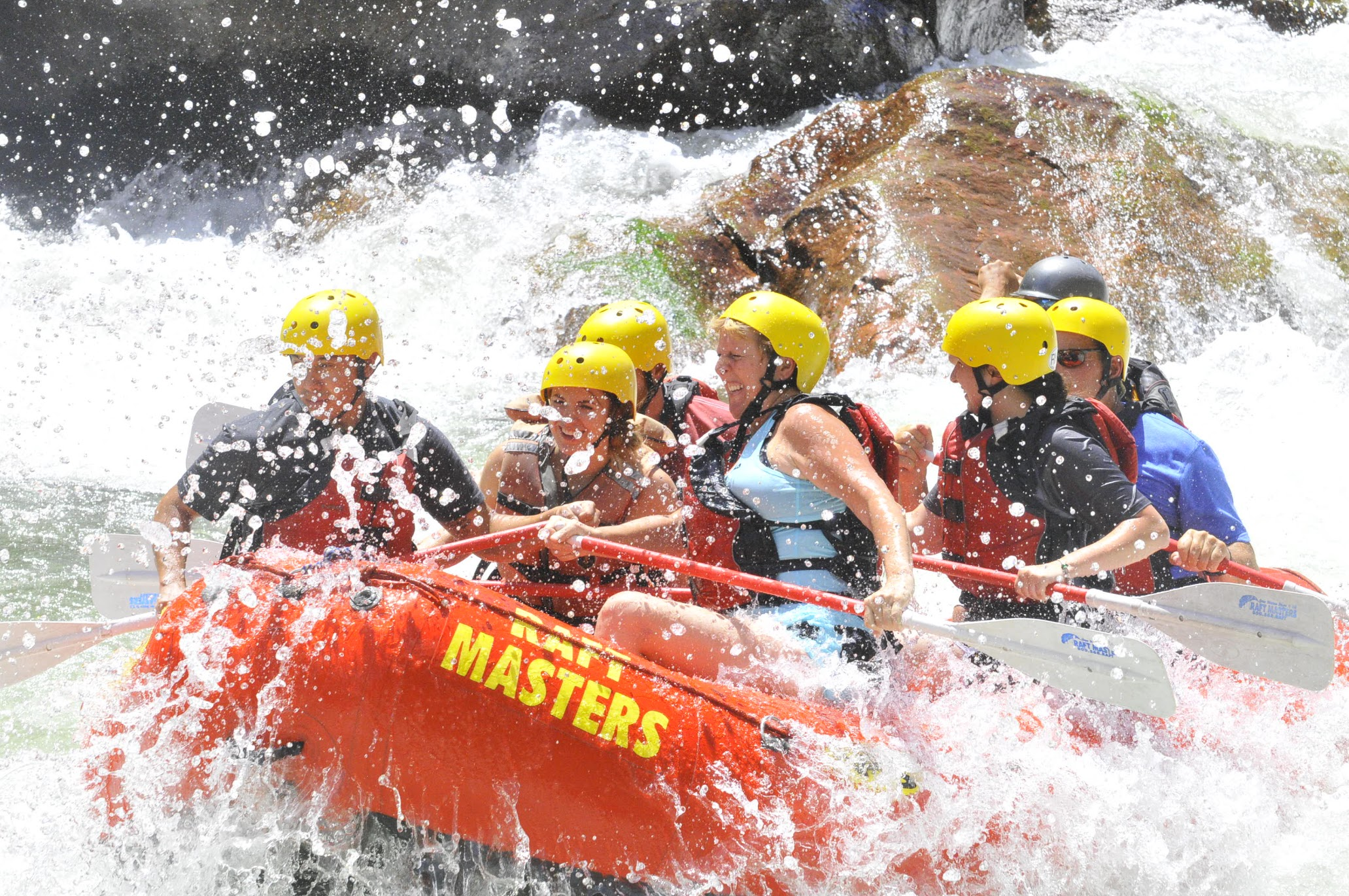 Royal Gorge Rafting 9