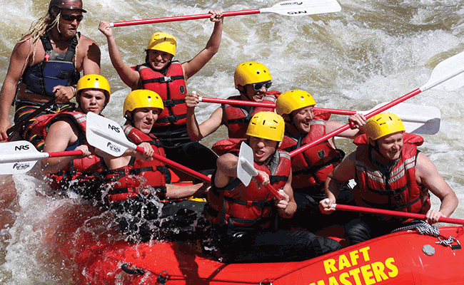 Best Reasons for Spring Whitewater Rafting in Colorado
